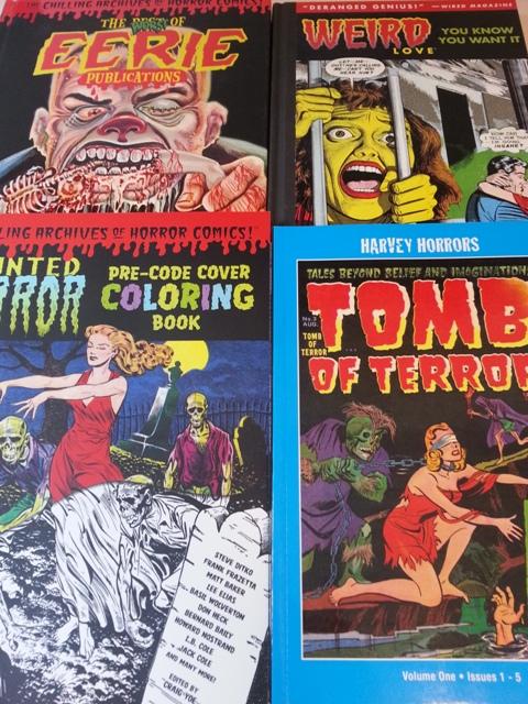 crosstown horror books