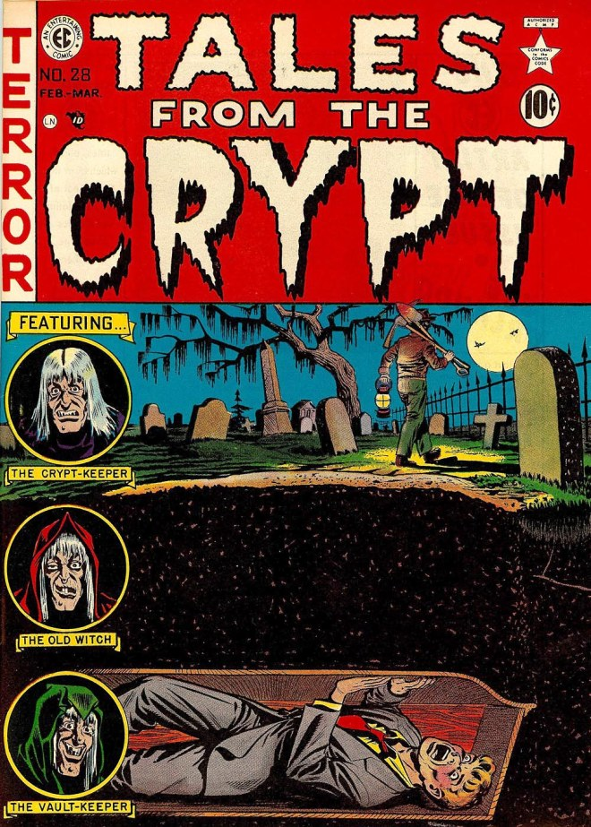 tales from the crypt suffocation
