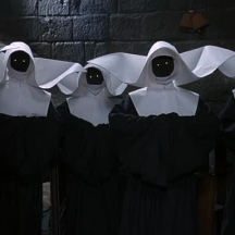 Creepy nuns
