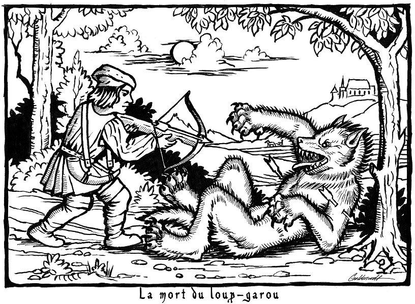 werewolf loupgarou